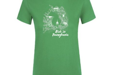 Ride in Transylvania Shirt Pack