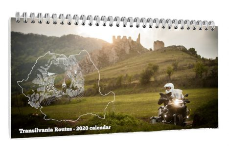 The Transylvania Routes 2020 Calendar Pack