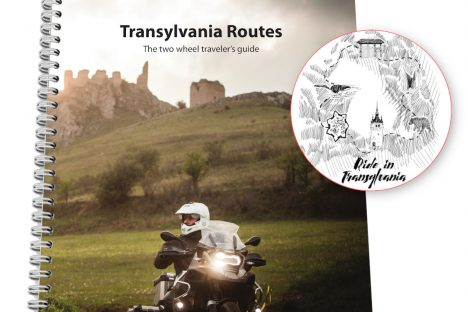 Transylvania Routes Guidebook